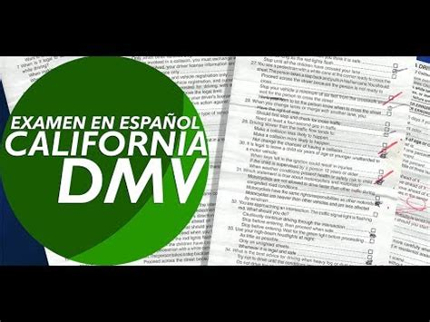 examen de manejo de california 2017 para hispanos youtube examen de manejo para hispanos 2016 parte 1 funnydog tv