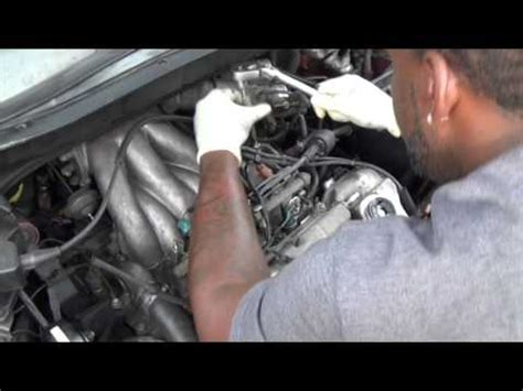 small engine maintenance and repair 2000 lexus rx parking system how to lexus rx300 valve cover gasket replacement youtube