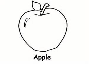 preschool apple coloring pages apple preschool coloring pages cooloring com