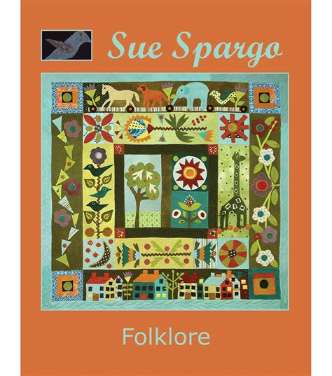 folklore picture books sue spargo books folklore wall quilt 48 quot x46 quot jo