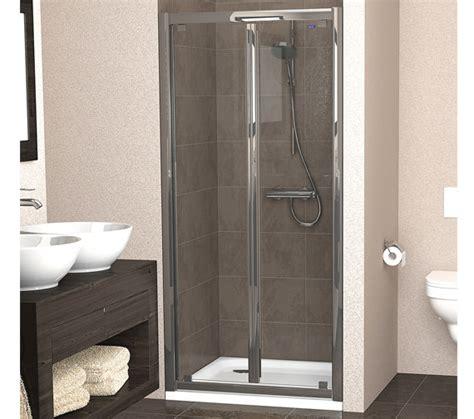 760mm shower door showerlux legacy bi fold shower door 760mm