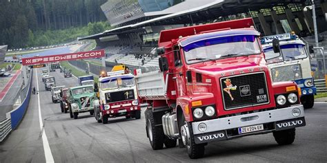 truck race truck race trophy bull ring spielberg 187 wien ticket