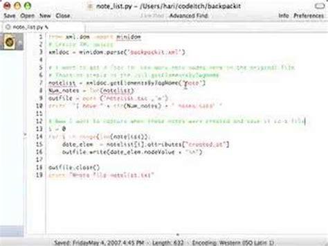 python xml tutorial minidom xml attributes and node array using python minidom youtube