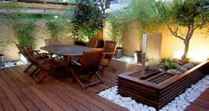 terrasse 224 l am 233 nagement plein d astuces d 233 co