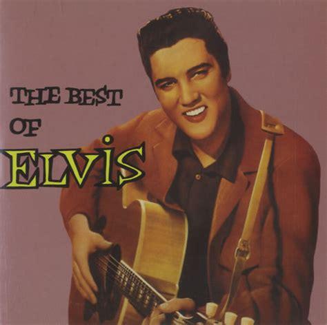 the best of elvis elvis the best of elvis cd album cdlp