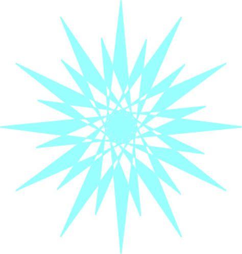snow flake clip snowflake clipart