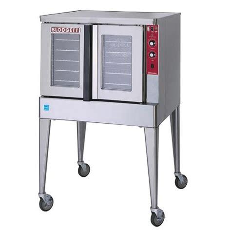Oven Gas Golden Standard blodgett zephaire 100 g single gas single deck oven etundra