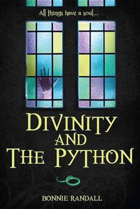 divinity books divinity and the python by bonnie randall reviews