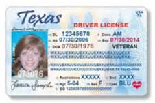 Drivers License Tx Txdps Veteran Services