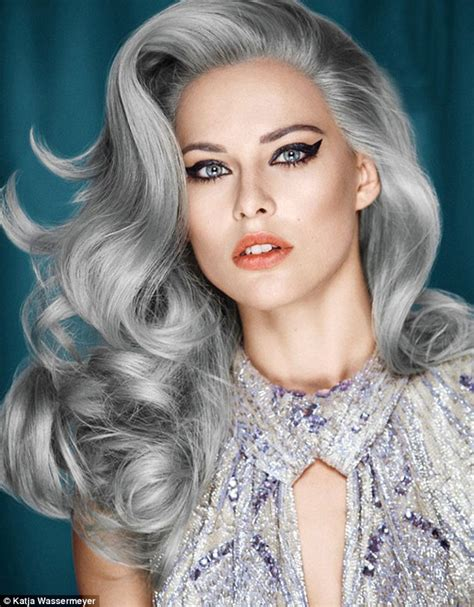 Grey Hair Trend 2015 | is granny hair really the 1 hair trend right now the