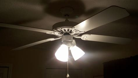 Installing Ceiling Fan With Light Ceiling Fan Light Kit Installation How To