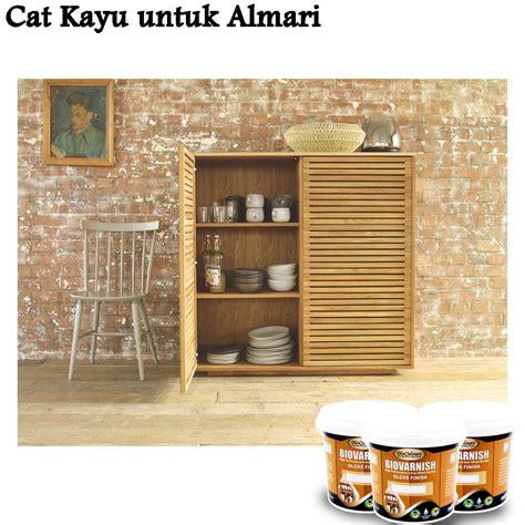 Lemari Kayu Akasia cat kayu untuk almari catkayu net
