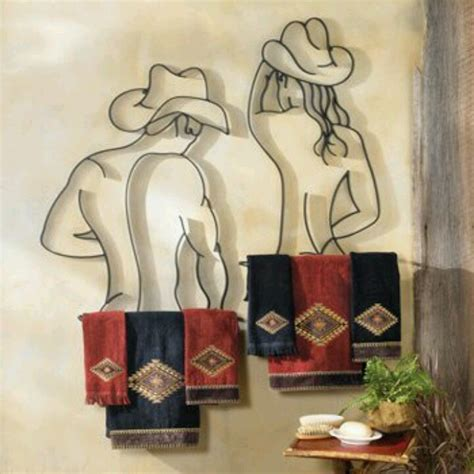 Cowboy Bathroom Decor cowboy bathroom log homes