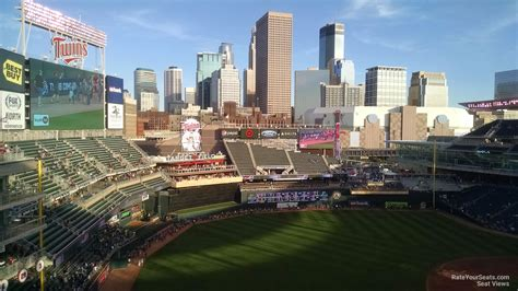 target 1 section target field section 325 rateyourseats com