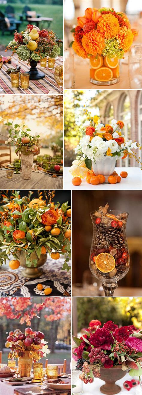 Fall Wedding Centerpieces by 46 Inspirational Fall Autumn Wedding Centerpieces Ideas