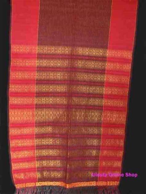 Songket Sadum Merah Tumpal Ulos Ulos Batak Gallery Of Ulos Batak