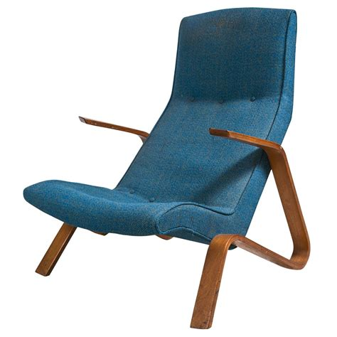eero saarinen grasshopper chair 1940 s knoll grasshopper chair by eero saarinen at 1stdibs