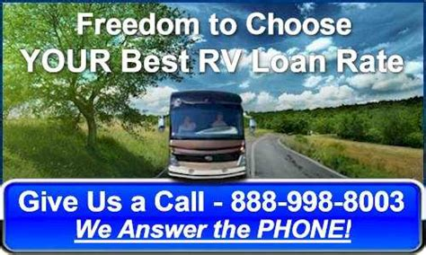 boat loans lowest rates best rates motorhome financing rv loans autos post