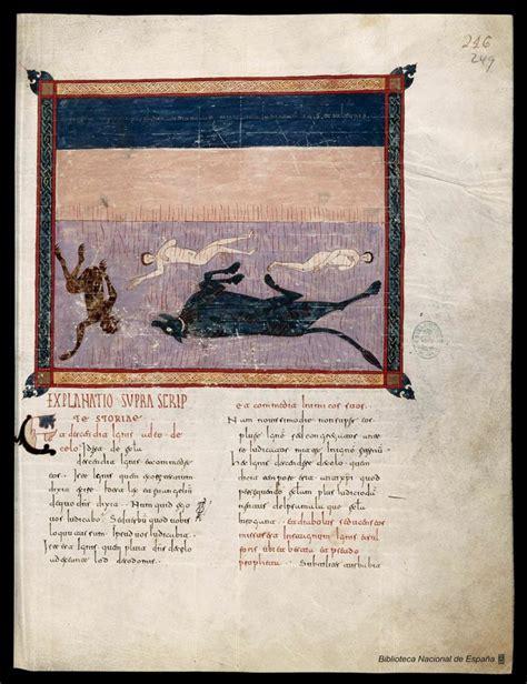 libro bu bible manuscripts espagnol les 155 meilleures images du tableau spanish mozarabic illuminated manuscripts and illustrated