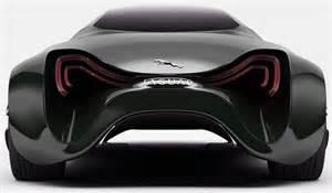 Jaguar Of Marin Jaguar Xkx Concept Car Marin Myftiu Skyrill