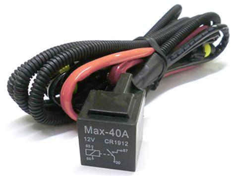 tremolio interno cablaggio rele relay 12v 40a stabilizzatore corrente per