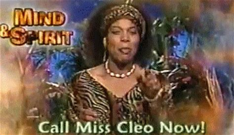Miss Cleo Meme - miss cleo fraud gif find share on giphy