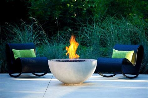 turn up the heat with a stylish pit - Solus Pit