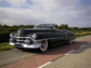 Cadillac Collectors 1953 Cadillac Eldorado Lanaeken Belgium Jamesedition