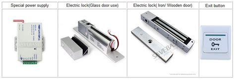 Casing Id Card Multi Fungtion fingerprint and rfid proximity reader access ip54