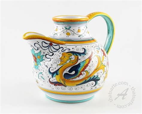 Fake Water For Vase Hand Made Italian Ceramics How To Spot A Fake Thatsarte