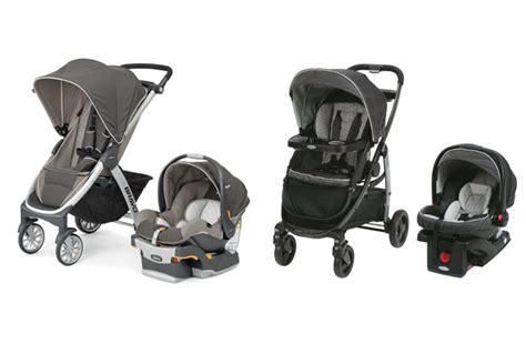 baby car seat vs travel system chicco bravo trio vs graco modes versushost