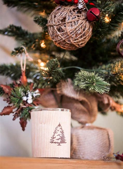 make your home smell like christmas trees with thymes