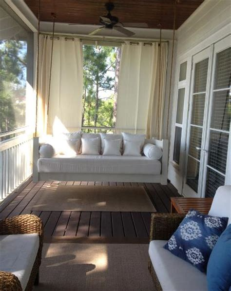 hanging porch bed colonial porch beds hanging porch beds