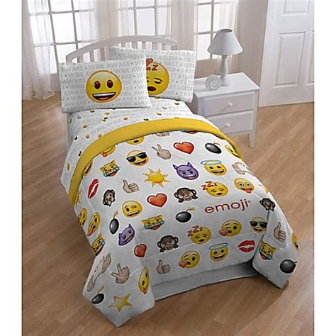 Bed Emoji by Emoji Comforter Bed Bath Beyond