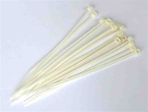 Cable Ties 3 6 X 150 Mm Hitam Black Css cable ties white 3 6 x 150 mm