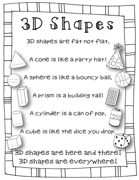 the telling image shapes of changing times books 25 best ideas about 3d shapes activities on