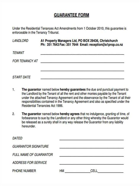 tenancy agreement template england printable
