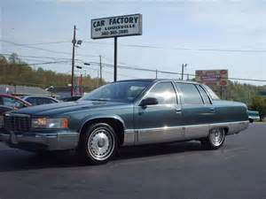 1996 Cadillac Fleetwood Brougham Sale Carsforsale Search Results