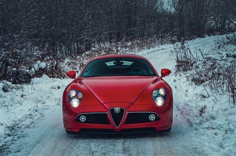 Alfa Romeo C8 by Alfa Romeo 8c Competizione Still Packs A Punch Drivers