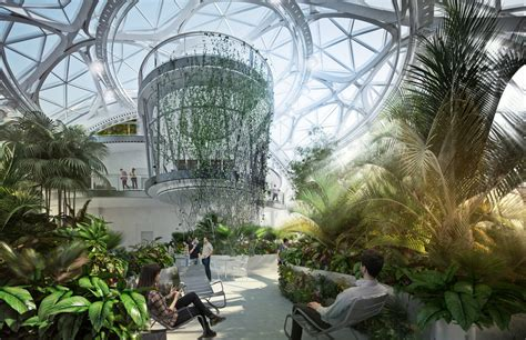 siege social botanic 187 amazon goes big with hq biosphere in seattle