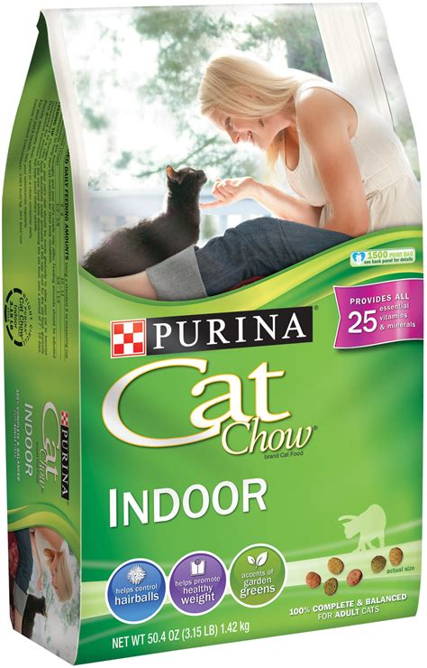 purina chow indoor cat food purina 174 cat chow 174 indoor formula