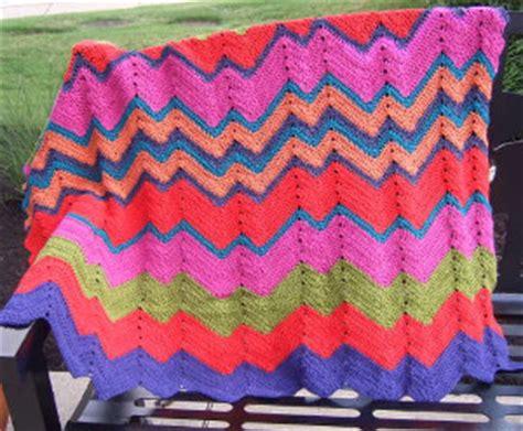 neutral ripple afghan allfreecrochetafghanpatterns com the best chevron crochet patterns
