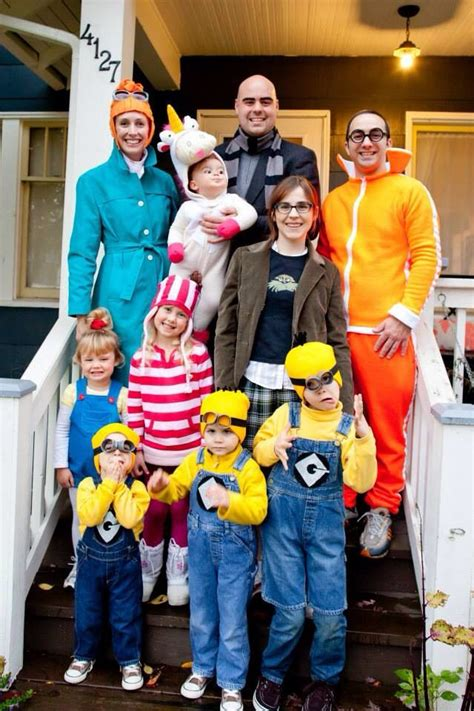 Family Minion 3 best 25 despicable me costume ideas on