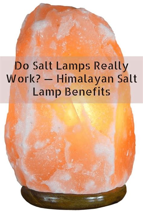 himalayan salt l science himalayan crystal salt ls make an attractive feature in