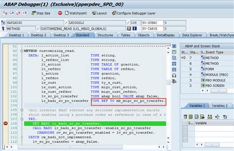 Badi Tutorial Sap Technical | how to find badi in sap program using sap debugger sap
