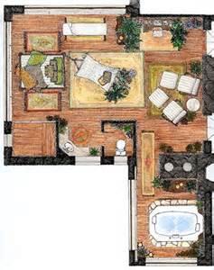 rendered floor plans interiors floor plans and floors on pinterest