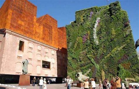 giardino verticale madrid giardini verticali domestici