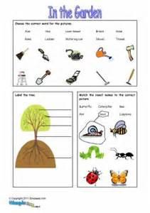 Gardening Worksheets 6 Best Images Of Gardening Worksheets Printables Free