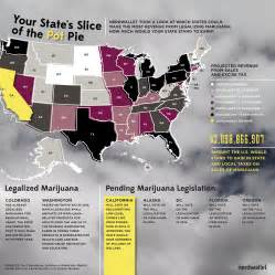 How Many Californias Were Made How Much Your State Could Make From Legalized Marijuana