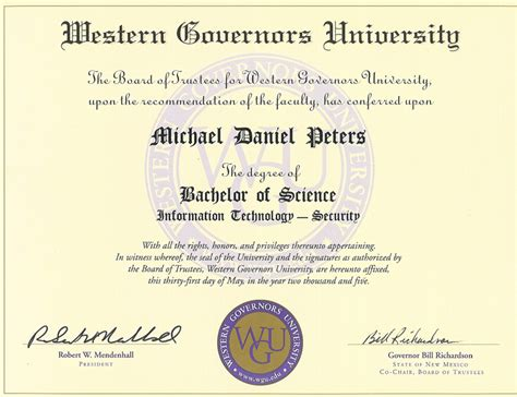Western Governer Mba by Hello Pca Shop Certified 174 Auditor Michaelpeters Org